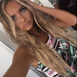 Ombre Blonde Beauty Wig
